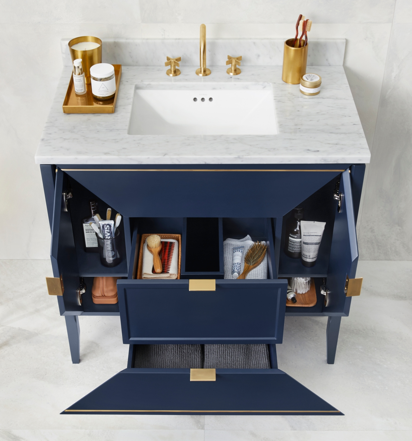 Bathroom Vanities: A Reflection of Your Personal Style – PDI Kitchen ...