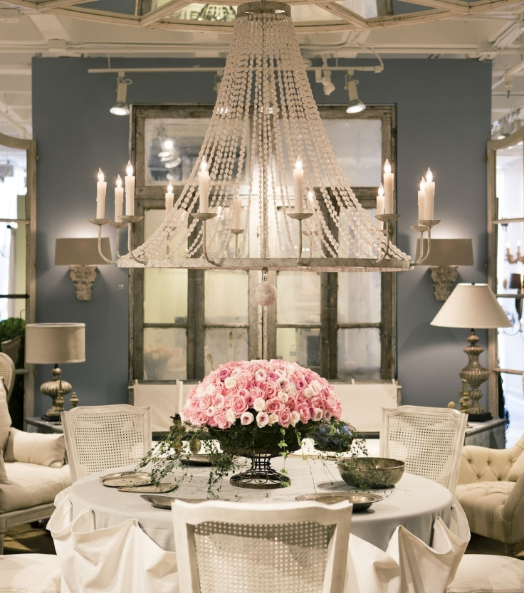 NAPLES CHANDELIER BY CAPITAL LIGHTING